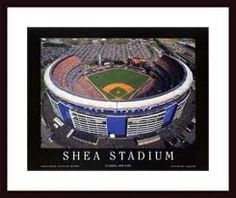 Shea Stadium; Queens, New York City - I saw one game here but it was the game - Game 6 of the 1986 World Series - I was there when the ball went through Bill Buckner's legs.  My second World Series game