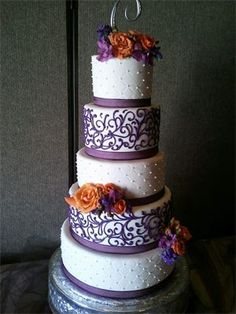Dawn's Couture Cakes - Wedding Cakes - Bloomfield, IA