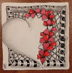 Happy Hearts Day! – dentangles