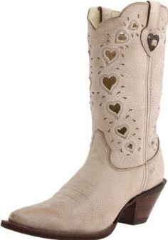 Durango Women's Crush Heart Boot ~  20 customer reviews ~ Price: $117.35 - $139.90 ~ http://www.amazon.com/gp/product/B005CMII46/ref=as_li_ss_il?ie=UTF8&camp=1789&creative=390957&creativeASIN=B005CMII46&linkCode=as2&tag=balitour07-20