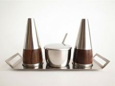 70's Denmark Salt & Pepper set