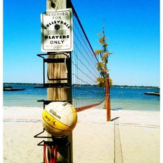 #beach #volleyball #bestplace #forus