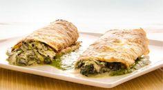 Aprendé a hacer estos exquistos panqueques integrales de espinaca. Las recetas de las mejores pastas tienen los sabores naturales de las hierbas, especias y condimentos de Alicante.