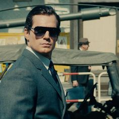 Henry in The Man from U.N.C.L.E.