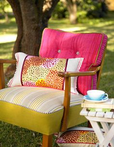 Summer patio furniture :) #Anthropologie #pintowin