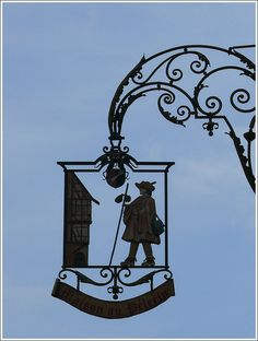 shop sign Colmar, France by Mo Westein 1, via Flickr