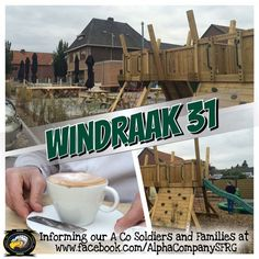 Location: Windraak 31, 6153 AC Sittard. We explored a new restaurant called Windraak31. There, so get to enjoy an outdoor terrace right next to their kids' playground featuring an in-ground trampoline, a large wooden play structure with climbing wall and slide. Another play area is located inside. Their staff is very friendly and their desserts delicious. If you have little ones and are looking for a place that allows you to enjoy a meal and/or a drink, while the kids are playing.