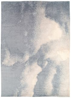 Tranquil hues of blue, slate, and grey create the palette of Storm Cloud. Woven in soft silky mohair, this carpet has a luxurious texture due to a unique ancient weaving technique that we have revived. Original design by Joseph Carini. Hotel Carpet, Diy Carpet, Beige Carpet, Patterned Carpet, Rugs On Carpet, Wall Carpet, Carpet Decor, Carpets, Shag Carpet