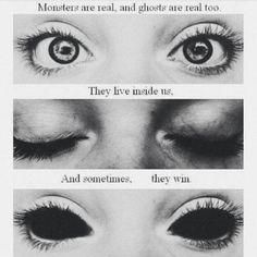 I'm monster thanks