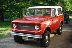 1968 International Scout 800 RESTORED - $28000 (Kinnelon, NJ)