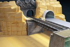 TrainScape: Diorama Despeñaperros. 14