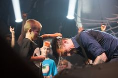 """""""Isn't this just the sweetest photo?"""" VOLBEAT 