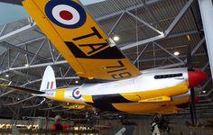 De Havilland Mosquito 1944 Imperial War Museum Duxford