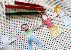 Kamarádi z papíru - Testováno na dětech Origami, Diy And Crafts, Gift Wrapping, Gifts, Gift Wrapping Paper, Presents, Wrapping Gifts, Origami Paper, Favors