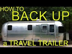 How to back up a trailer,Tips and Tricks - YouTube - it's not as difficult as it seems, but I suck at it