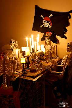 Pirate Dinner Party