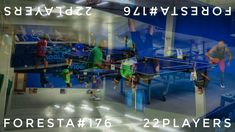 Turneul săptămânal #FORESTA etapa 176:  22 jucători #pingpong #tenisdemasa #asztalitenisz #tabletennis #tischtennis #oradea