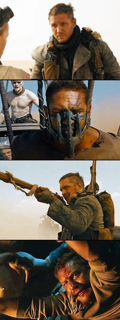 From Mad Max Fury Road