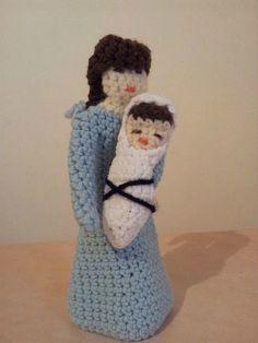 maman et son b�b�