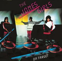 Funk-Disco-Soul-Groove-Rap: The Jones Girls - On Target