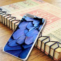 Blue Feather Bird iPhone 6 Plus|iPhone 6S Plus Case