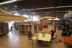 Okko – Sello, barnbibliotek