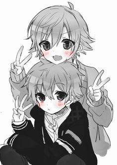 cute anime boys - Buscar con Google