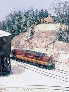 I Photographer: Model Railroad Photographer Paul Dolkos | Popular Photography Magazine