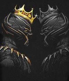 King Black Panther Storm, Black Panther Art, Black Panther Marvel, Marvel Vs, Marvel Dc Comics, Giant Monster Movies, Best Superhero, Avengers Wallpaper, Black Artwork