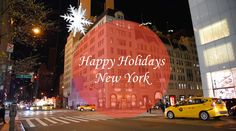 Happy Holidays 2015 - New York City