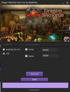 Dragon Warlords Hack Tool