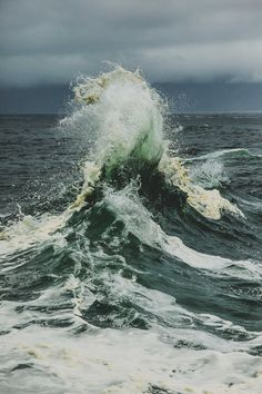 Waves / ocean / waves / water / earth / explore / world / wave / beach / sand / lake / beautiful / travel / adventure / oceanic / inspiration / blue / sky / swim / pretty / sea / tide / shore / seashore / oceanfront / bank / seaside No Wave, Wave Boat, Stormy Sea, Stormy Waters, All Nature, Sea And Ocean, Ocean Ocean, Black Ocean, Ocean Art
