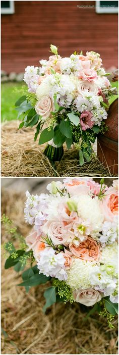 Rustic wedding floral bouquet by KMB Floral, Twin Cities florist photographed by Saint Paul wedding photographer Jeannine Marie Photography #KMBFloral #TwinCitiesweddingfloral #rusticwedding #bridalbouquet #SaintPaulweddingphotographer #JeannineMariePhotography