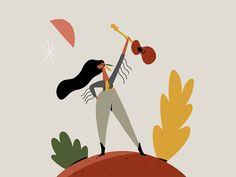 Rumble by Emilie Muszczak on Dribbble Creative, Design