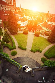 Photographer | Royal Wedding | Destination weddings in the Czech Republic