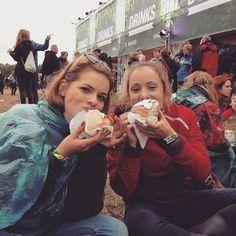 #Handbrotzeit - der wahre Grund zum Festival zu fahren! #foodporn und so  @teresaro55