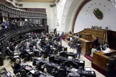 10/14/16 No pay, no expenses, no laws for Venezuela's opposition lawmakers