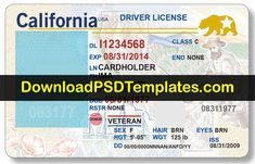1 new message Ca Drivers License, Drivers License California, Drivers License Pictures, Drivers Permit, Driver License Online, Driver's License, Passport Template, Id Card Template, Passport Card