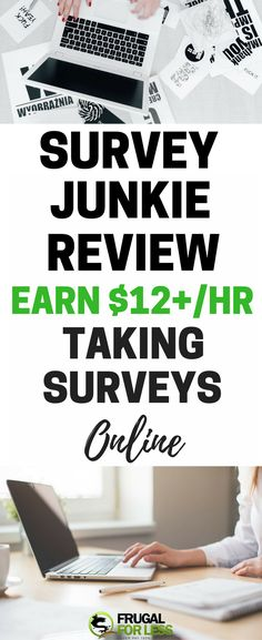 Survey Junkie | Survey Junkie Review | Make Money Online | Work From Home | Fast Cash #MakeMoneyOnline #makemoneyfromhome