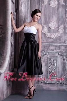 a line little black dress - stunning