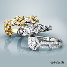 Sitara Solitaire Ring   #zaamordiamonds #solitairerings #solitairering #ring