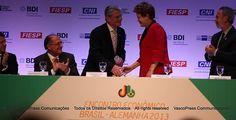 Declaração à imprensa da Presidente Dilma Rousseff, após almoço em homenagem ao presidente da República Federal da Alemanha, Joachim Gauck - IMG_8978