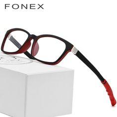 55ee0ffc80 Adjustable Hanging Neck Glasses Frame Magnet TR90 Women Magnetic Eyewear  Men Myopia Optical Prescription Eyeglasses Anti Skid eyeglasses  Dior