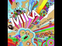 Mika - Over My Shoulder - Official Song - High Quality sound - YouTube