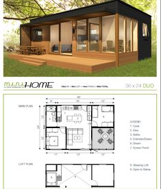 Home design plan 3 bedrooms with interior design 01 ~ Design And Decoration Container House Plans, Container House Design, Tiny House Design, Modern House Design, Cottage Design, Little House Plans, Small House Plans, Sims House Plans, House Floor Plans