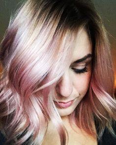 Hair day for me thanks so much for my amazing pastels @pams_beauties xoxo #Repost @hairbykbez #pamsbeauties #hairbypam #hairbykbez #jigsawforhair #yeghair #yegstylist #madeinyeg #aveda #kevinmurphy #goldwell #olaplex #yeg #yegbeauty #yegdt #yegfashion #yeghairstylist #yegcolorist #yegstyle #yegsalon #yegsalons #yeggers #yeglocal #yegsmallbusiness #behindthechair #yegwomen