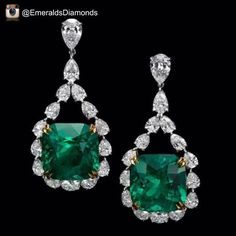 @dehres #EmeraldsDiamonds