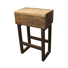 Crafted in rough-hewn wood and iron, the Orso Bar Stool from Moe's Home Collection brings the spirit of the Old West to your home bar. This sturdy and lean lined bar stool is a timeless piece that will never go out of style. Cool Bar Stools, Modern Bar Stools, Counter Stools, Modern Decor, Modern Furniture, Home Furniture, Smart Furniture, Farmhouse Furniture, Online Furniture