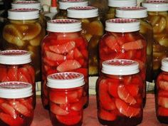 The American Homemaker: Apple Canning Recipes