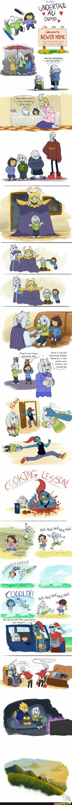 Undertale AU| This is great